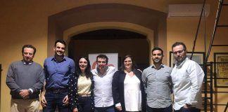 La nueva agrupación de Cs Montijo celebra su primera asamblea