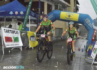 Tamara Sánchez anota en el Valle del Jerte su primera victoria