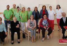 FOTOS: Visita de la Residencia de Mayores Virgen de Barbaño al Centro de Día de Montijo