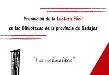 Inauguración del programa Lectura Fácil en la Biblioteca de Montijo