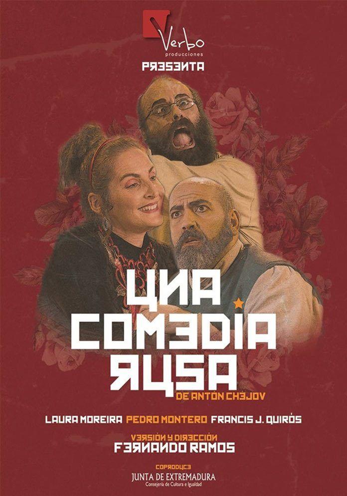 """""""Una comedia rusa"""" cerrará la 38 edición del Festival Nacional de Teatro Vegas Bajas"""