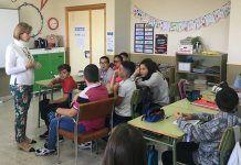 Charla sobre el Alzheimer en el CEIP Nuestra Señora de la Asunción de Lobón