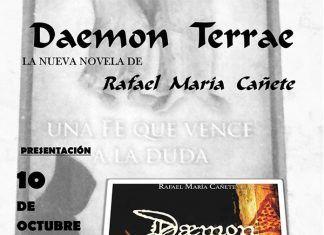 Dameon Terrae, la nueva novela de Rafael María Cañete se presenta en la Biblioteca de Montijo