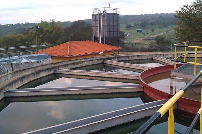 deposito agua montijo