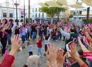 Día Contra el Cáncer de Mama en Montijo