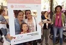 VÍDEOS: Día Contra el Cáncer de Mama en Montijo