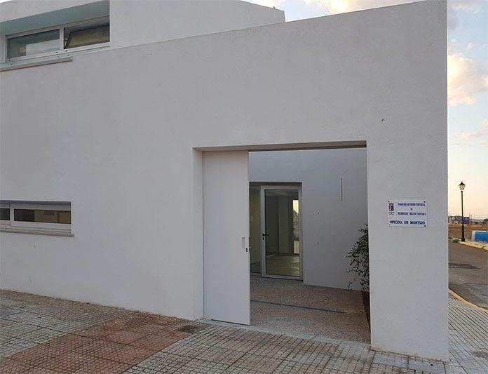 fachada OAR Montijo