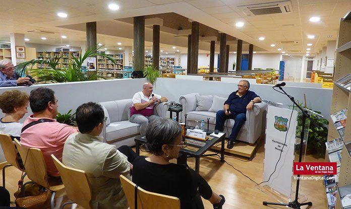 presentacion Dameon Terrae Rafael Maria Canete