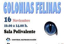 Charla informativa sobre las colonias felinas en Montijo