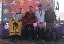Fernando Pajuelo, subcampeón de España de Carreras de Obstáculos
