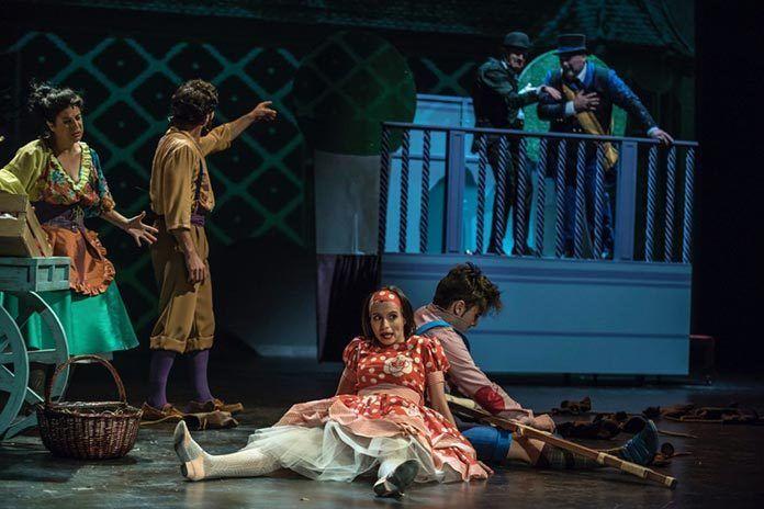 Montijo y Plasencia estrenan el musical