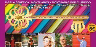 II Gala benefica Montijanos y Montijanas por el Mundo