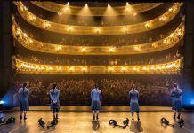 espectáculo danza Mulïer Montijo primera vez en Extremadura
