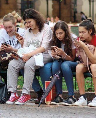 andres acevedo psicologo Redes sociales y adolescentes