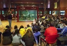 Actividades extraescolares en la Semana de la Ciencia en el IES María Josefa Baraínca