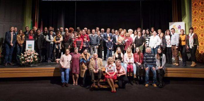 Acto oficial del 10 Aniversario de la Asociación de Inmigrantes Vegas Bajas Montijo Badajoz