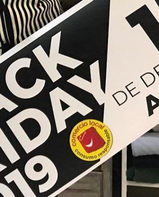 Ofertas del Black Friday en el Comercio Local de Montijo y Puebla de la Calzada