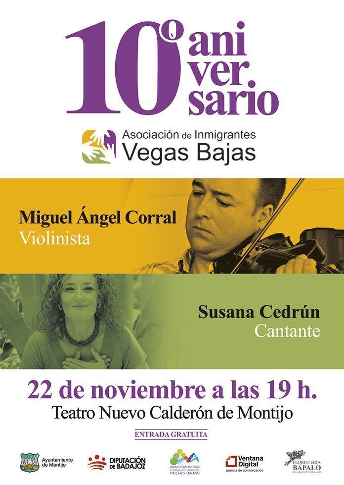 La Asociación de Inmigrantes Vegas Bajas celebrará su décimo aniversario