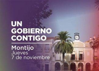 Unidas Podemos celebrará un acto electoral en Montijo