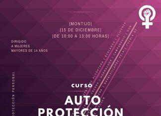 Curso de Auto Protección Personal dirigido a mujeres en Montijo