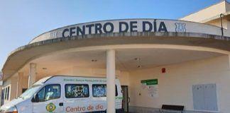 Fachada del Centro de Día de Montijo
