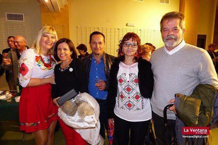 FOTOS: Fiesta del 10º Aniversario de la Asociación de Inmigrantes Vegas Bajas