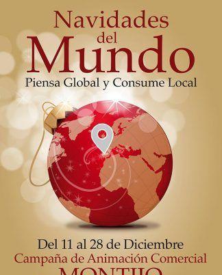 Navidades del Mundo en Montijo