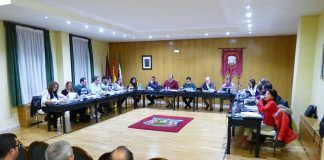 Pleno de noviembre del Ayuntamiento de Montijo.