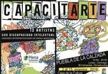 """""""CapacitARTE"""" en la Casa de la Cultura de Puebla de la Calzada"""