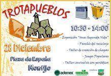 ADENEX celebra en Montijo el último Trotapueblos de 2019
