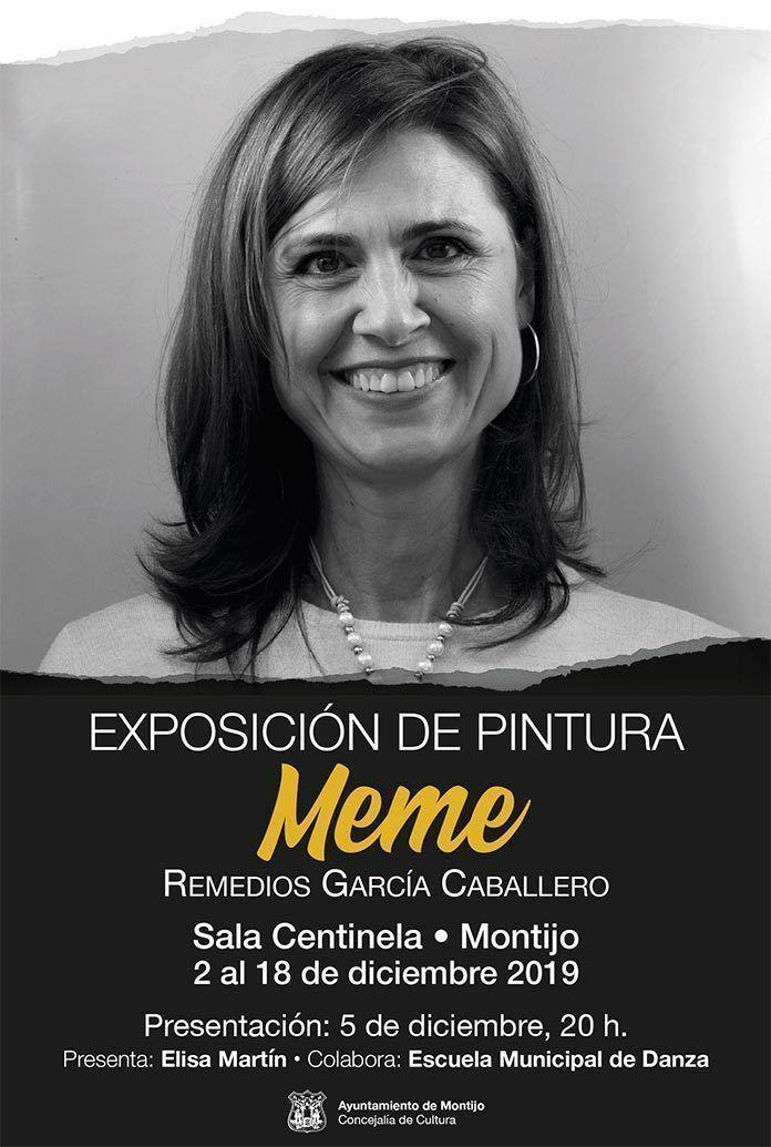 Exposición de pinturas de Remedios García Caballero