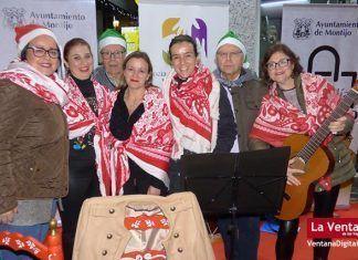 Actuación de la Agrupación Cultural Agla
