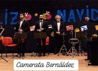 Concierto de Camerata Bernáldez en Pueblonuevo del Guadiana