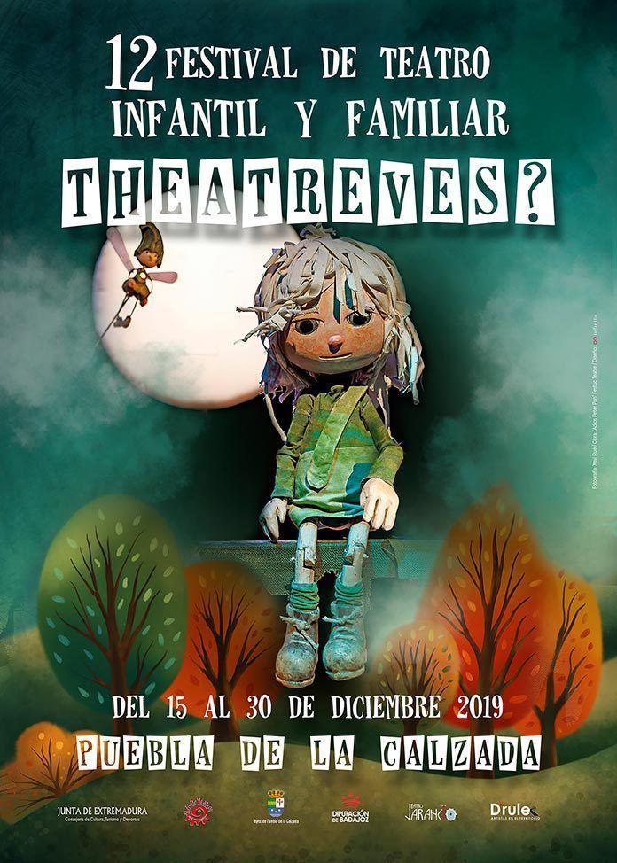 """Festival de teatro infantil y familiar """"Theatre-ves?"""
