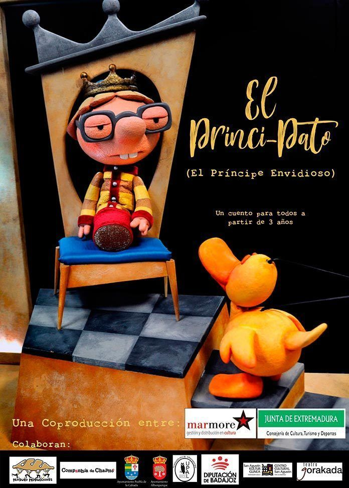 El Princi-Pato