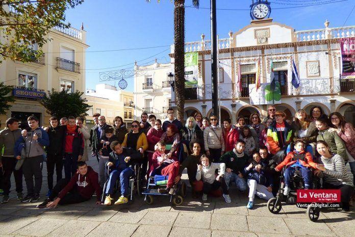 FOTOS: Plena Inclusión Montijo celebra el Día de la Discapacidad
