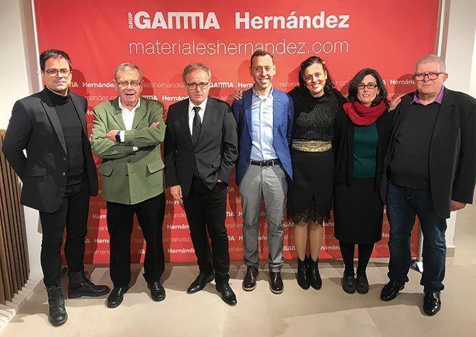 materiales-hernadez-Gamma-montijo-photocall-corporativo-grup-gamma