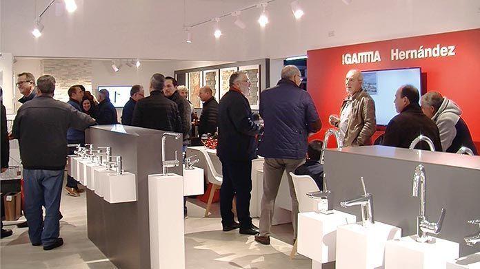 materiales-hernadez-Gamma-montijo-vista-general-inauguracion