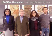 Materiales Hernández Gamma estrena tienda online