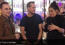 Entrevista a La Fam, creadores del espectáculo de inauguración del alumbrado de Navidad en Montijo