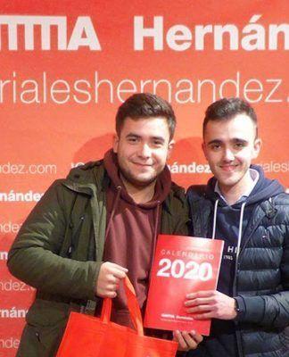 VÍDEO Inauguración nuevas instalaciones de Materiales Hernández Gamma