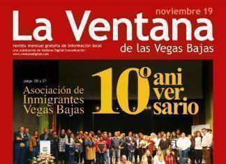 portada La Ventana noviembre de 2019