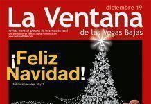 portada revista La Ventana de las vegas bajas diciembre 2019