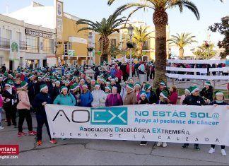 Ruta Verde solidaria 2019 Puebla de la Calzada