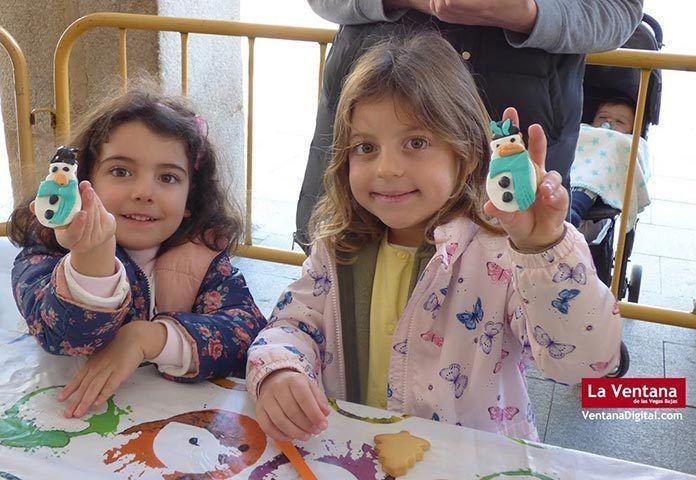 Taller infantil de repostería creativa de decoración de galletas en Montijo