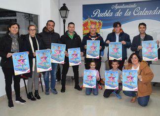 Carlos Bautista repite como diseñador del Carnaval de Puebla de la Calzada