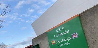 Día de la PAZ en el CEIP LAS VAGUADAS de Badajoz