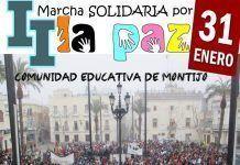 II Marcha solidaria por La PAZ