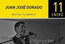 Recital de flamenco Juan José Dorado