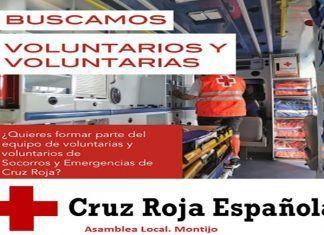 Cruz Roja te ofrece la oportunidad de ser voluntario o voluntariCruz Roja te ofrece la oportunidad de ser voluntario o voluntari